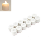 Wireless Inductive Rechargeable 12-Pack LED Candle Replacements
