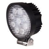 "4.3"" Round 27W Heavy Duty High Powered LED Work Light"