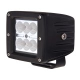 "3"" Square 18W Heavy Duty High Powered CREE XLamp LED Work Light"