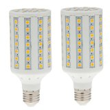 Corn Shape T10 E26/E27 LED Tubular Bulb, 16 Watts, 100W Equivalent, 2-Pack