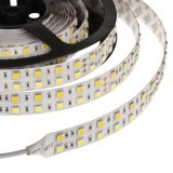 Color Temp LED Tape, 600 SMD 5050 LEDs, 24V DC, 144 Watts, IP33 Nonwaterproof