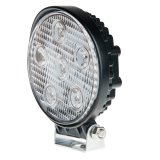 "4.5"" Round 18W Heavy Duty High Powered LED Work Light"