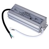 LED Transformers - UL-Recognized and SELV-Qualified-Waterproof Power Supply 12V DC, 100W