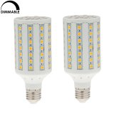 Dimmable Corn Shape T10 E26/E27 LED Tubular Bulb, 16 Watts, 100W Equivalent, 2-Pack