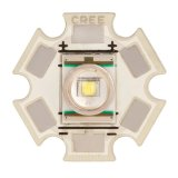 Cree XLamp XR-E Q5 Group, Cold White 8000-10000K, 10-Pack