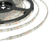 32.8FT 10M Single Color LED Strip Tape Light, 300 SMD 3528 LEDs, 12V DC, 24 Watts, IP65 Weatherproof (2x5M/Reel)