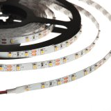 32.8FT 10M Single Color LED Strip Tape Light, 300 SMD 3528 LEDs, 12V DC, 24 Watts, IP33 Nonwaterproof (2x5M/Reel)