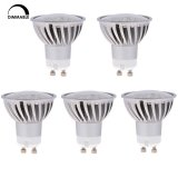 Dimmable MR16 GU10 LED Bulb, 4.8 Watts, 50W Equivalent, 5-Pack
