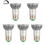 Dimmable PAR16/R16 E26/E27 Long Neck LED Bulb, 4.8 Watts, Nearly 50W Equivalent, 5-Pack