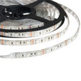32.8FT 10M Multicolor RGB LED Strip Lights, 300 SMD 5050 LEDs, 24V DC, 72 Watts, IP65 Weatherproof (2x 5M/Reel)