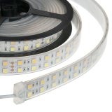 Color Temp LED Tape, 600 SMD 5050 LEDs, 24V DC, 144 Watts, IP65 Weatherproof