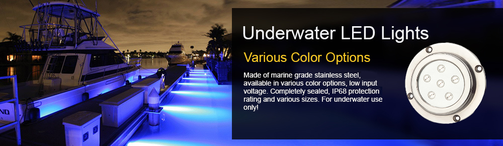 Underwater Lights