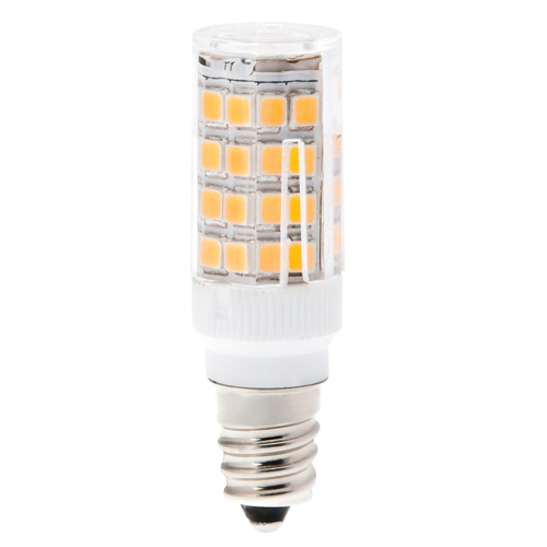 T4 E11 Mini Candelabra Base Single Ended LED Halogen Replacement Bulb - 35W Equal