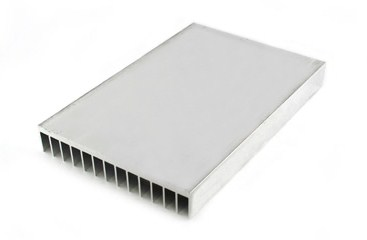 "Extruded Aluminum Heatsink 2.99"" Wide x 4.53"" Long"