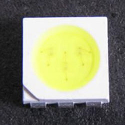 Ultra Bright Cool White 3 Chip 5050 SMD Led 16 Lumen 120' Wide Angle