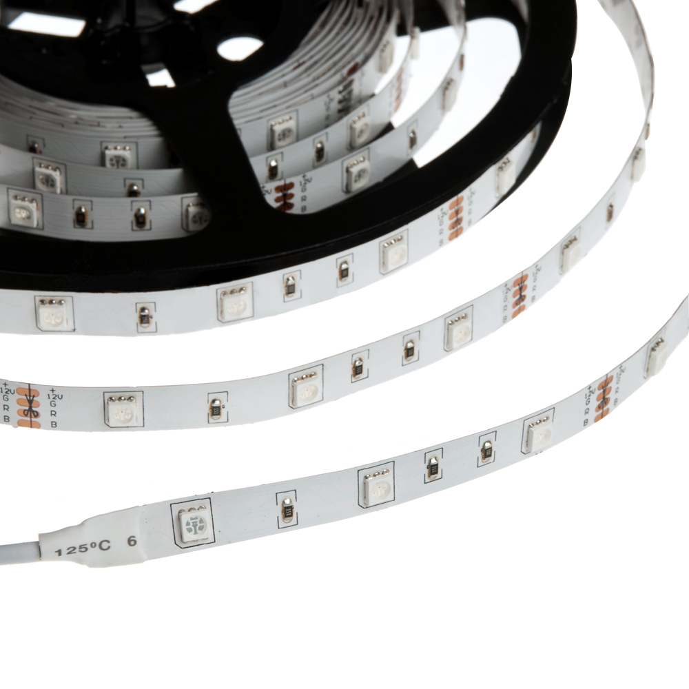 32 8ft 10m Multicolor Rgb Led Strip Lights 300 Smd 5050