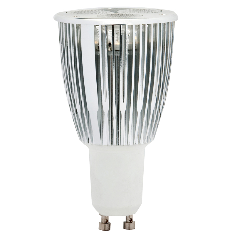 GU10 AC85-265V 3 x 3W LED Bulb 60 Degree - 75W Equal