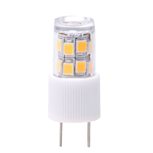 T4 G8 Bi Pin LED Halogen Replacement Bulb, Puck Lights Under Cabinet Counter Kitchen Lighting, 2.3 Watts - 20W Equal