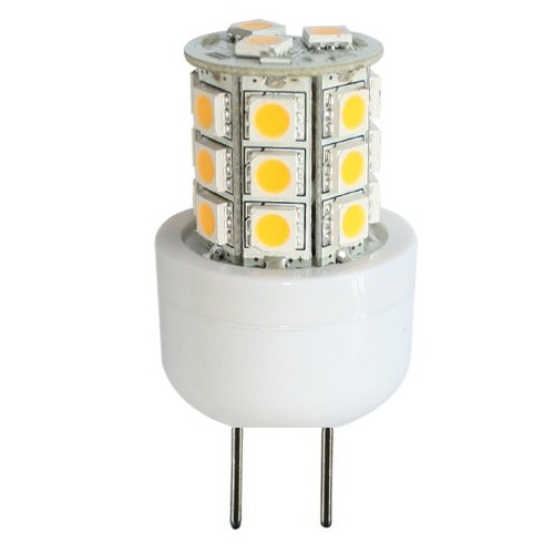 G8 AC85-265V 24 x Tri-chip 5050 SMD LED Bulb 360 Degree - 45W Equal