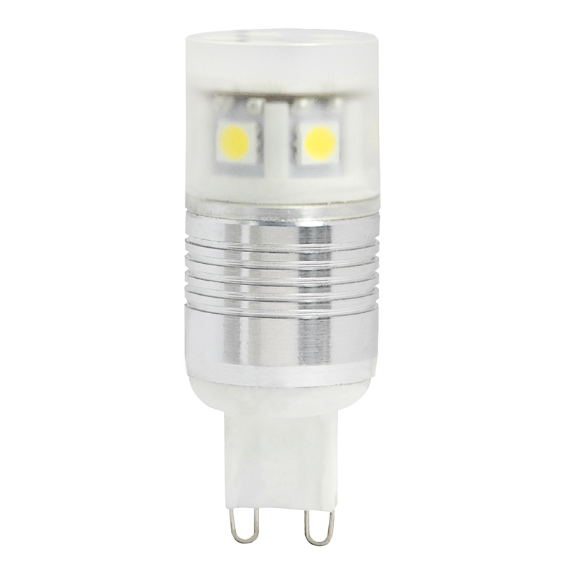G9 AC 100-240V 11 x Tri-chip 5050 SMD LED Bulb 360 Degree - 20W Equal