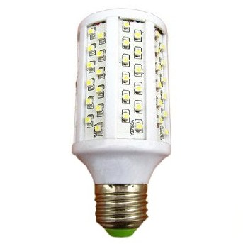 12V DC Corn Shape E27 10W LED Bulb 360 Degree - 55W Equal