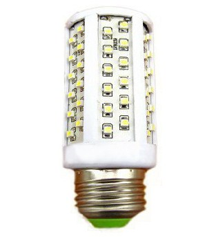 12V DC Corn Shape E27 5W LED Bulb 360 Degree - 40W Equal