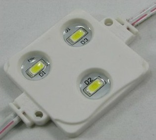 Ultra Bright Waterproof 3 x Rephen 5630 SMD Quadrate Led Module