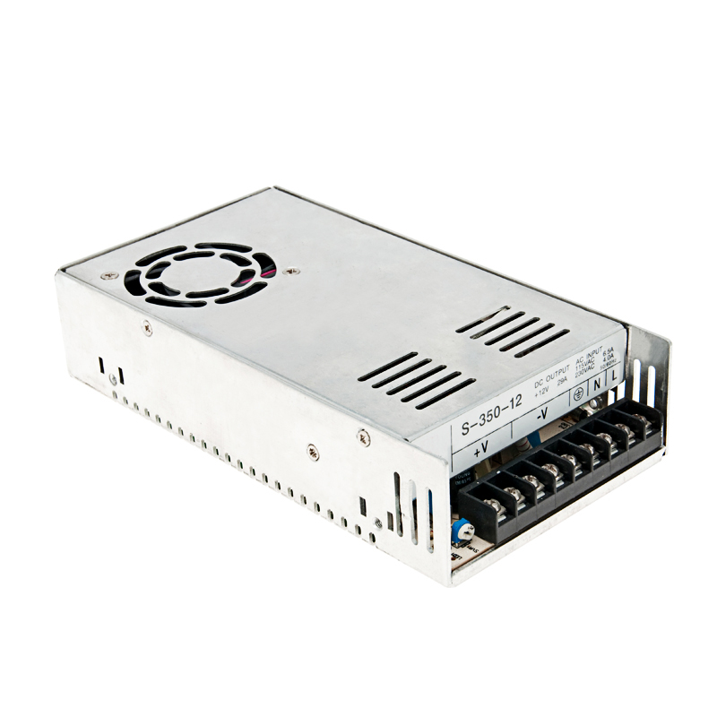 Switching Power Supply 110v/240v AC - 12v DC 20.8 Amps (250W)