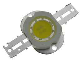 HERO-LED 5 Watt High Power Cold White Led 10000K 375 Lumen