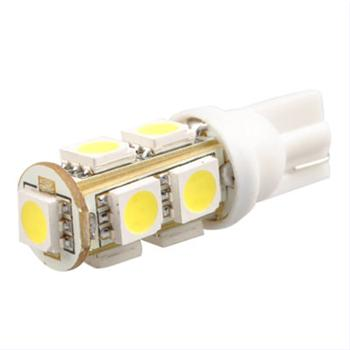 Landscape LED Replacement T10/194 Ultra Bright 9 x Tri-Chip SMD Led Xenon White