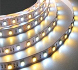 Multi White LED Strip
