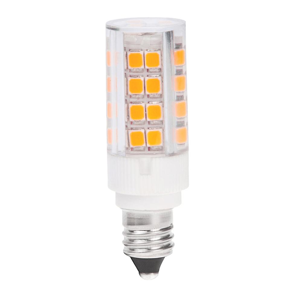 Mini Candelabra E11 Base Led Bulb 3 5 Watts 35w