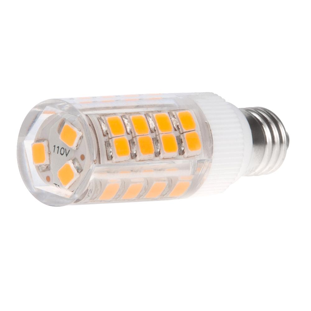 Mini Candelabra Base Led Bulb: ETL-Listed Dimmable Mini Candelabra E11 Base LED Bulb, 3.5