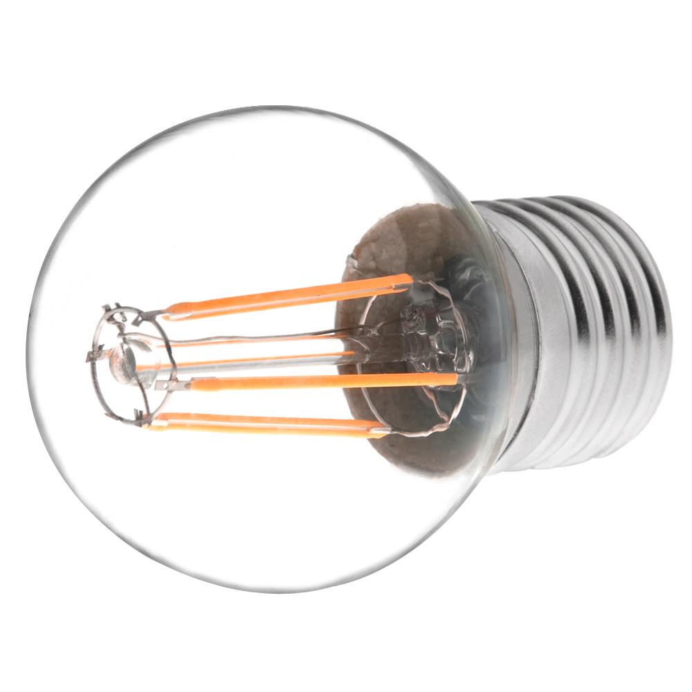 T10 E26 E27 4w Led Vintage Antique Filament Light Bulb: G16 E26/E27 4W LED Vintage Antique Filament Light Bulb