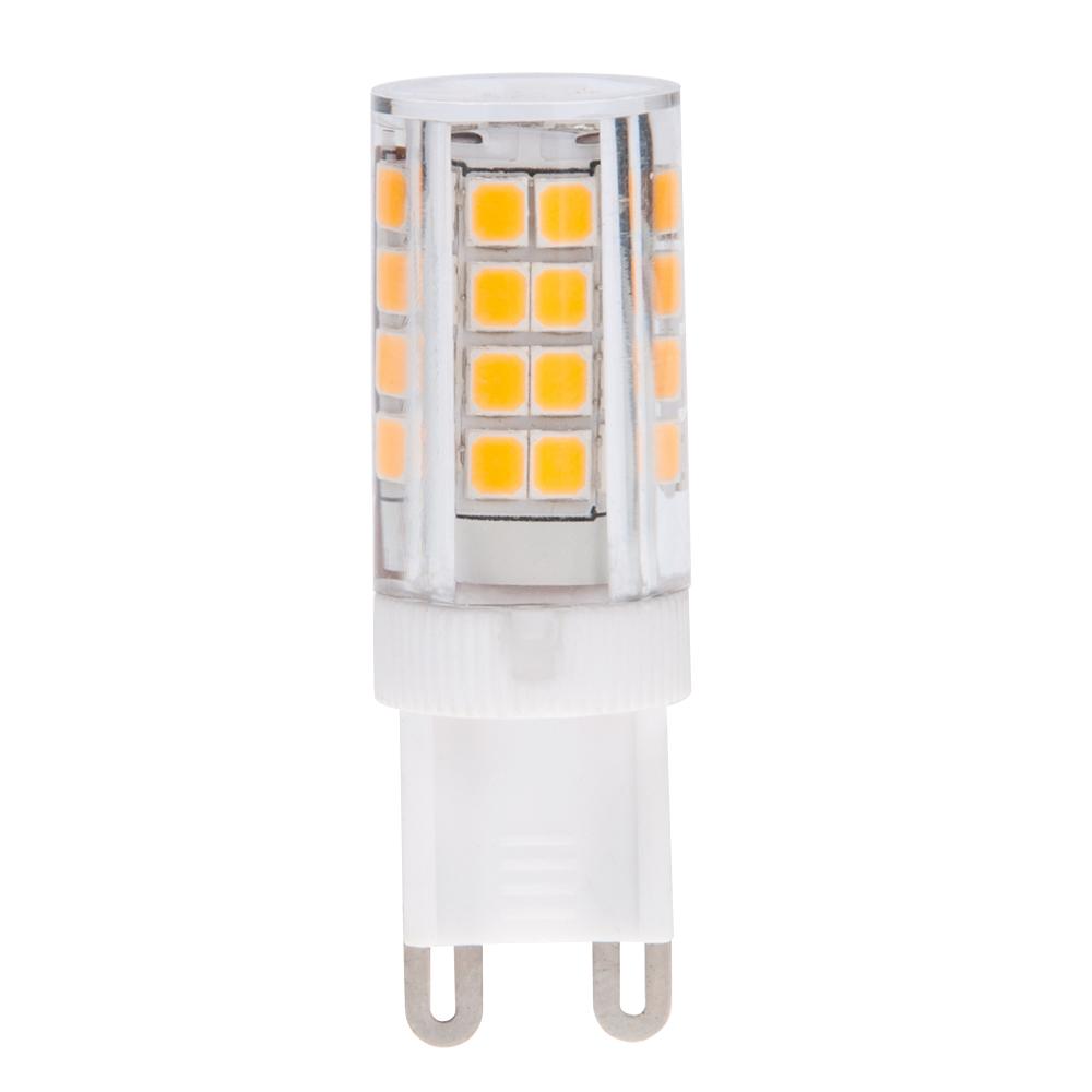 T4 G9 LED Bulb, 3.5 Watts, 40W Equivalent, 5-Pack [G9-51S] - $39.95 ...
