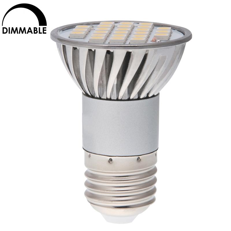 Dimmable Par16 R16 E26 E27 Long Neck Led Bulb 4 8 Watts