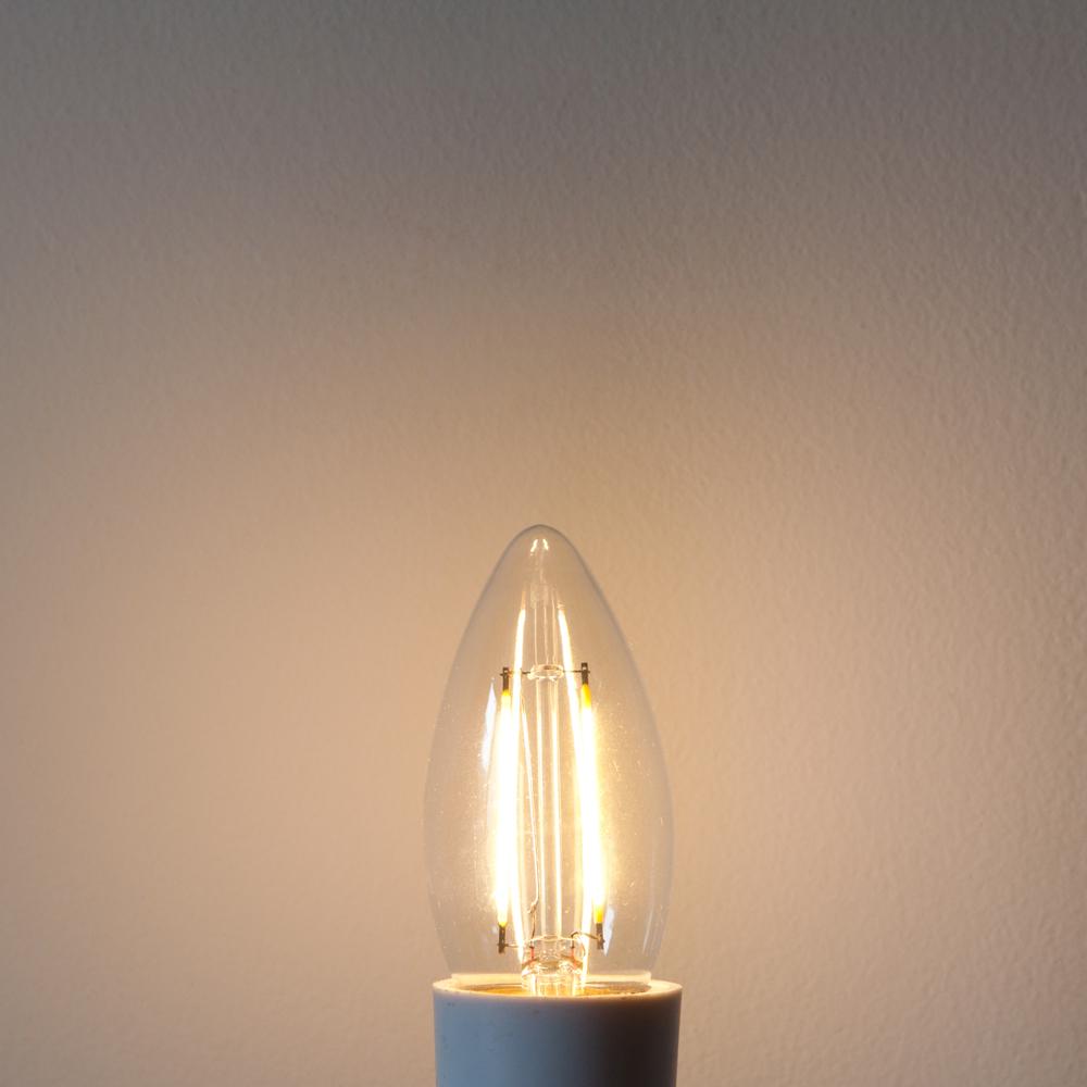 T10 E26 E27 4w Led Vintage Antique Filament Light Bulb: B11 E26/E27 4W LED Vintage Antique Filament Light Bulb