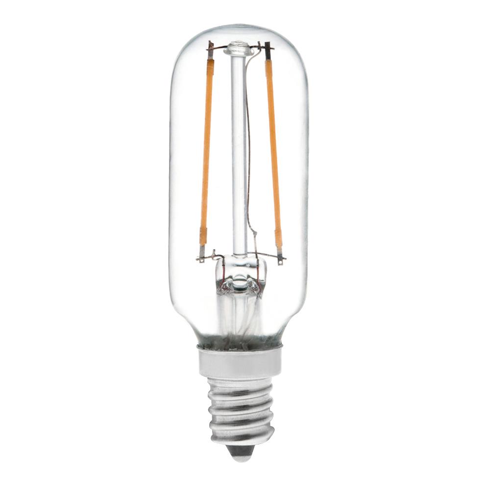 T8 E12 2w Led Vintage Antique Filament Light Bulb 25w